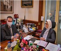 «الصحة»: توفير 510 سيارات متنقلة لتقديم الخدمة الطبية خلال تطوير القرى