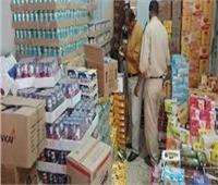 تحرير 2086 مخالفة تموينية في المنيا