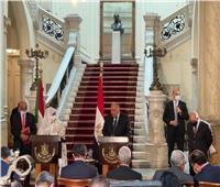 وزيرة خارجية السودان: نتطلع لزيارة الرئيس السيسي خلال أيام