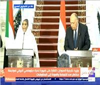 وزير الخارجية: نلبي رغبة شعبي مصر والسودان في استمرار العلاقات بينهما