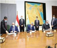 وزير الزراعة يشهد توقيع بروتوكولتعاون للنهوض بمحصول قصب السكر