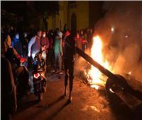 احتجاجات في عدة مدن لبنانية بسبب هبوط الليرة.. فيديو