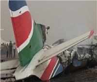 تحطم طائرة ركاب في جنوب السودان.. ومقتل 10 أشخاص