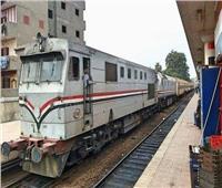 حركة القطارات  60 دقيقة متوسط التأخيرات بمحافظات الصعيد.. الأربعاء