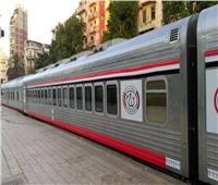 حركة القطارات  35 دقيقة متوسط التأخيرات بين بنها وبورسعيد.. اليوم