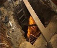 ضبط 8 أشخاص قاموا بالتنقيب عن الآثار أسفل منزل بالإسكندرية