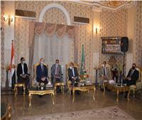 محافظ المنيا، تعزيز الشراكة وتبادل الخبرات مع الاتحاد الأوروبي.