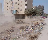 حملات نظافة مكبرة بأسيوط.. وتحرير ٨٤ مخالفة متنوعة