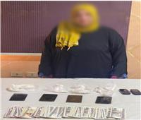 حبس ربة منزل وعاطل بتهمة ترويج المخدرات فى «السلام»