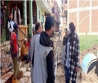 «حياة كريمة» تنشر الأمل بقرية الأحراز بالقليوبية| صور