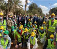 جامع: 2.4 مليار جنيه من «تنمية المشروعات» لتمويل 170 ألف مشروع بالمنيا