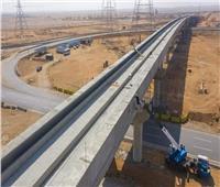 10 صور ترصد تنفيذ كوبري السويس بمشروع القطار الكهربائي «LRT»