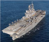 سفينة هجومية برمائية أمريكية مسلحة بمقاتلات شبح مميتة | فيديو