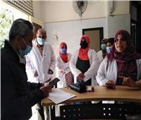 «صحة قنا» تحث المواطنين للتسجيل للحصول على لقاح كورونا