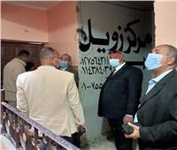 غلق وتشميع مراكز للدروس الخصوصية بمركز ديروط في أسيوط