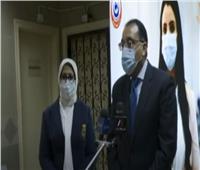 «مدبولي»: حملة تطعيمات كورونا تتحرك بشكل علمي | فيديو