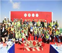 الإسكان: الانتهاء من الأعمال الخرسانية لأعلى ناطحة سحاب في مصر بالعاصمة الإدارية