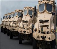 الجيش الأمريكي يستلم 99 شاحنة تفريغ ثقيلة.. مايو القادم