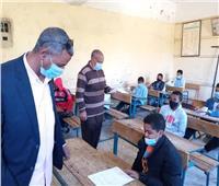 «تعليم أسوان»: انتظام الامتحانات دون معوقات وتطبيق الإجراءات الاحترازية