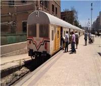 «السكة الحديد»: تحسين خدمة قطارات أبوقير بالإسكندرية بدءً من الغد