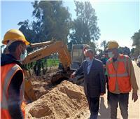 محافظ أسيوط يشدد على المتابعة الدورية لتطوير الريف المصري