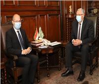 «القصير» وسفير المجر يبحثان التعاون في المجالات الزراعية