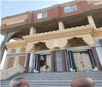 بقرار من المحافظ.. هدم العقار المخالف المبنى فوق مسجد للهروب من القانون | فيديو