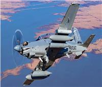 سلاح الجو الأمريكي يختبر أول طائرة هجومية خفيفة| فيديو