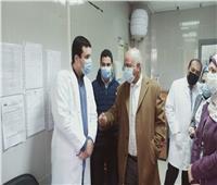 «الصحة» تتابع تطعيم أصحاب الأمراض المزمنة وكبار السن بلقاح «كورونا»