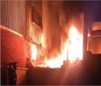 السيطرة علي حريق في محل «أحذية» بالمرج.. دون خسائر