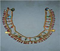 حكاية أثر| عقد الأميرة «خنوميت» من مقتنيات المتحف المصري