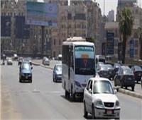 الحالة المرورية.. سيولة في طرق ومحاور القاهرة والجيزة