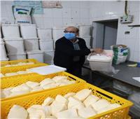 ضبط 7 أطنان منتجات حيوانية غير صالحة للاستهلاك الآدمي