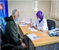 وزيرة الصحة: تطعيم 1141 مواطنًا من الفئات المستحقة بلقاح كورونا