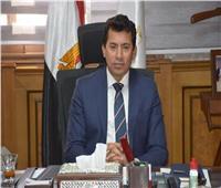 وزير الشباب والرياضة يلتقى مع أعضاء برلمان الشباب
