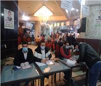 صور| إجراءات احترازية مشددة في أول أيام انتخابات نقابة الصحفيين | فيديو