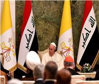 البابا فرنسيس من العراق: اسكتوا الأسلحة واصنعوا الأمل للشباب