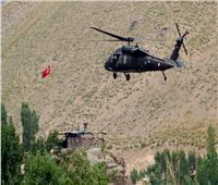 تركيا تكشف سبب تحطم مروحية عسكرية جنوب شرقي البلاد