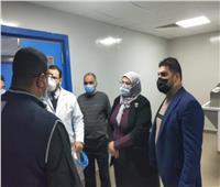 برلمانية: رئيس الوزراء ووزيرة الصحة يتفقدان مستشفى شبين.. غدًا| صور