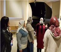 متحف المركبات الملكية يستقبل السيدات محاربات السرطان