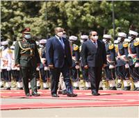 الرئيس السيسي يؤكد استمرار دعم مصر لحكومة وشعب السودان في كافة المجالات