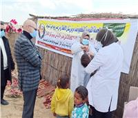 تطعيم 1.2 مليون طفل ضد شلل الأطفال بالشرقية