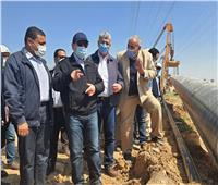 وزير البترول: خط غاز العلمين الجديدة سيمد المنطقة الصناعية والسكينة