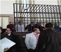 صور| بدء جلسة محاكمة «سفاح الجيزة» أمام جنايات الإسكندرية