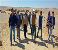 ياسمين فؤاد: رالي «تحدي صحراء مصر» يروج للسياحة البيئية