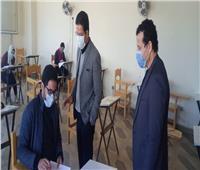 «الجيزاوي» يتفقد سير الامتحانات بـ«الفنون التطبيقية» في بنها