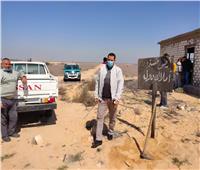محافظ البحيرة: استرداد369 فدانمن غير الجادين بوادي النطرون