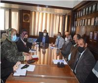 كيفية حماية الطفل.. في اجتماع رئيس مدينة المحلة الكبرى