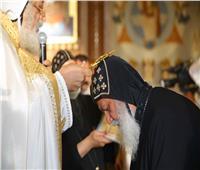 البابا تواضروس يدعو نيافة الأنبا جوزيف أسقفا عاما