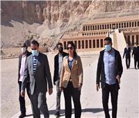 نائب وزير السياحة: الأقصر أكبر متحف مفتوح في العالم